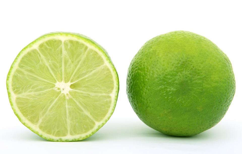 Питание, Свежие, Фруктов, Лимон, Известь, Природных