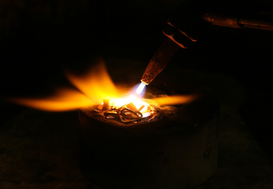 Acétylène, Torche, Soudage, Soudeur, Aluminium