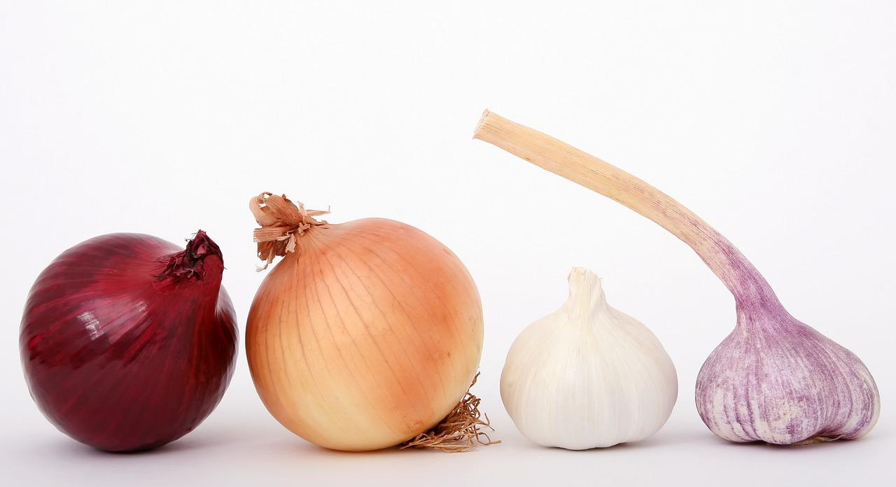 Minced Garlic to Clove