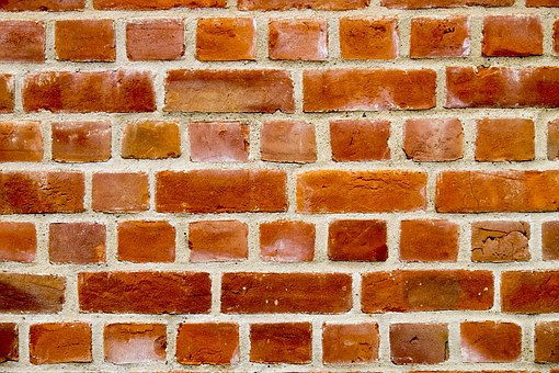 wall brick background red - Brick Design Wall
