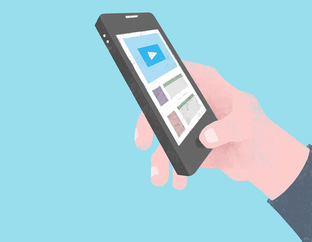 動画, 映像, ムービー, アニメーション, ビデオ, スマホ, スマートフォン, アプリ, ウェブ