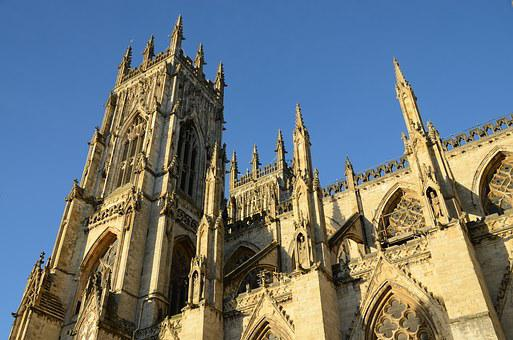 York Minster, The Cathedral, Church