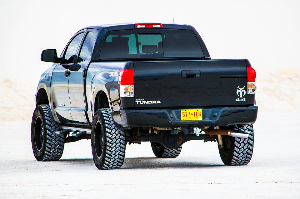 Toyota Of The Desert >> Free photo: Toyota, Tundra, Pickup, Desert - Free Image on ...