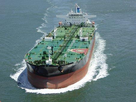 Tanker, Ship, Oil Tanker, Tanker, Tanker