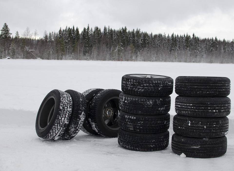 Winter Tyres, Däcktest, Tires