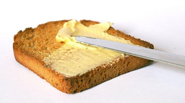 Breakfast, Bread, Butter, Butter, Butter