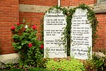 ten commandments, religion