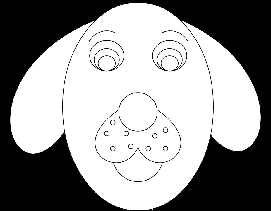 Anjing Menggambar Gambar Gratis Di Pixabay