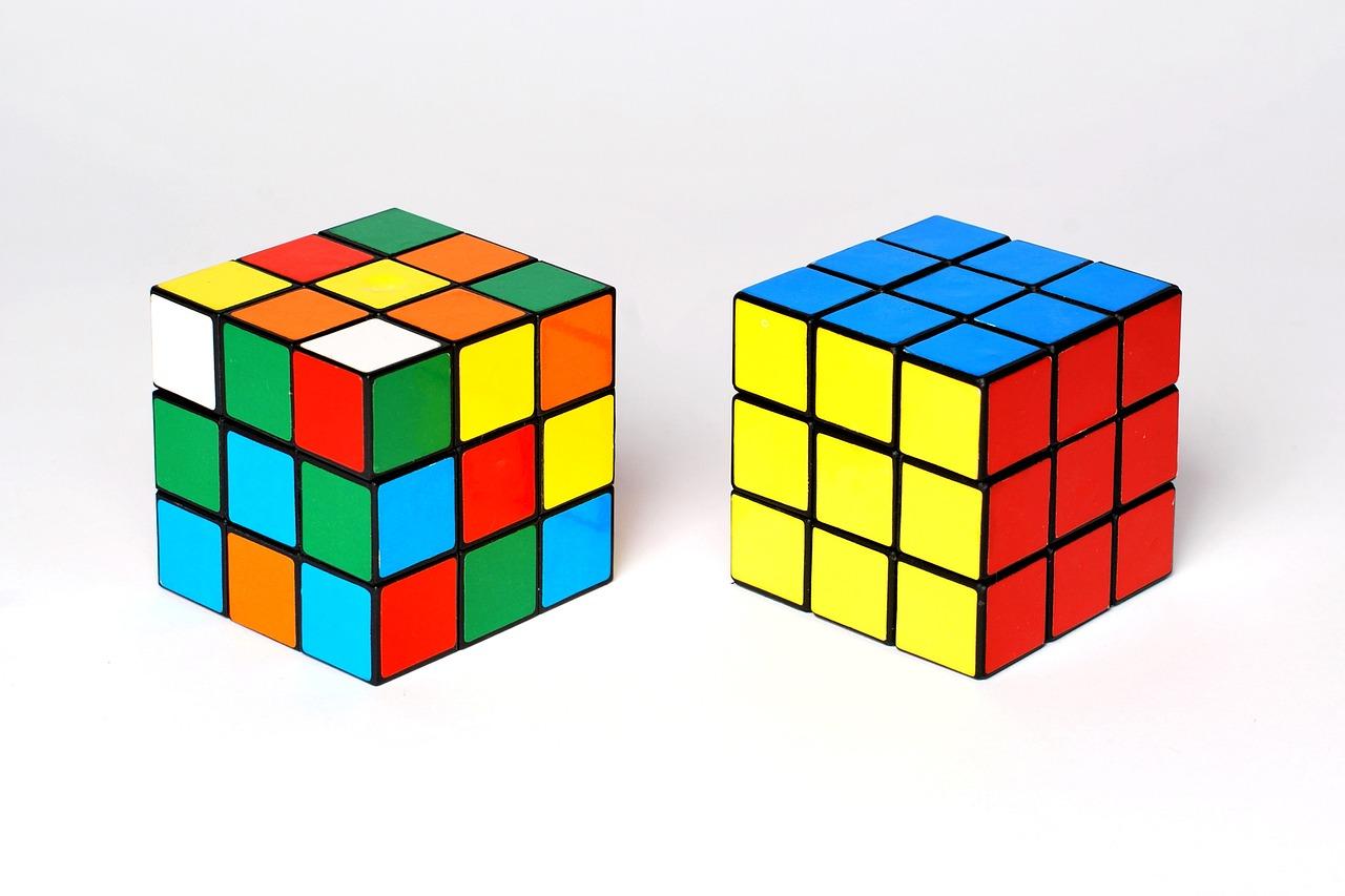 Как сделать свой кубик рубик