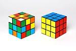 puzzle, game, cube