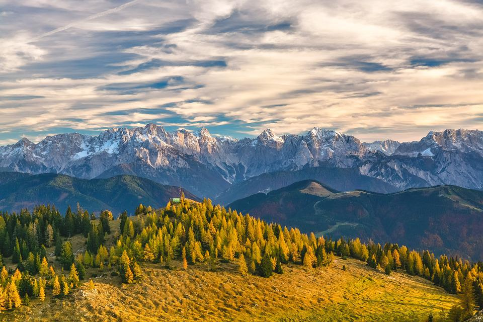 Mountain Alps Austria Free Photo On Pixabay