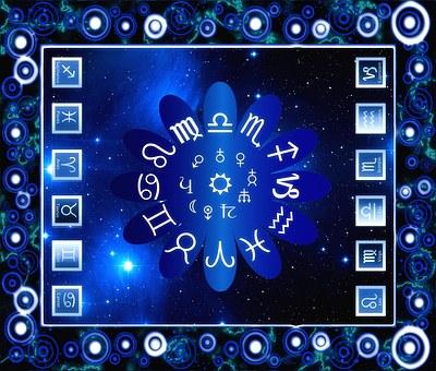 占星術, 星占い, 星座, コスモス, フォーチュン, 魔法, 謎, 空