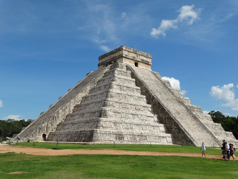 Cestovní, Mexiko, Chichén Itzá