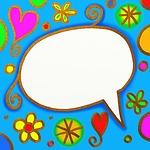 talk, chat, comic