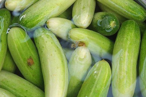 Cucumber Water Green Nutrition Organic Hea