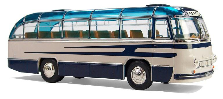 Laz, Type 695, Russia, Ussr, Coaches
