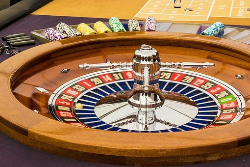 Roulette, Gambling, Game Bank