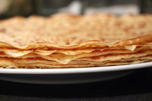 Socca, tortitas, crepes