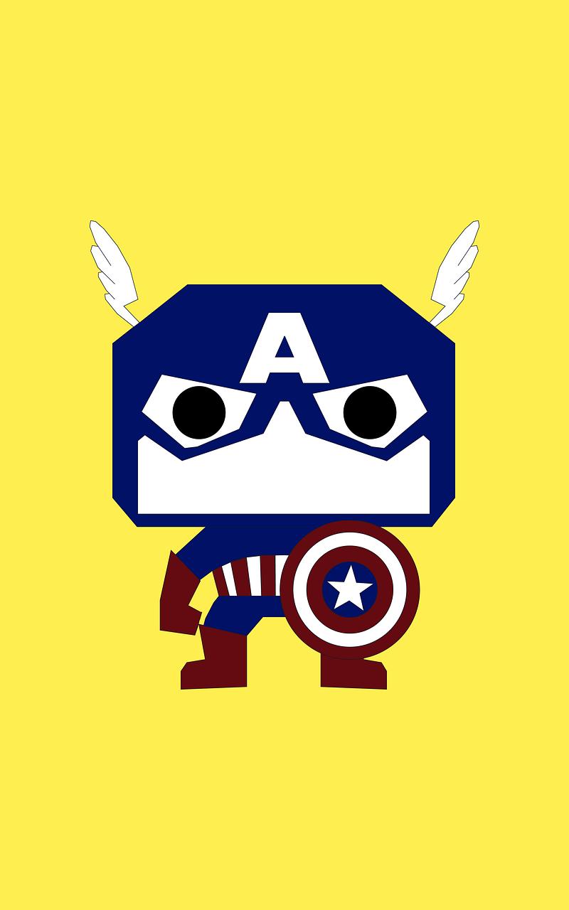 kapten amerika pahlawan super gambar gratis di pixabay https creativecommons org licenses publicdomain
