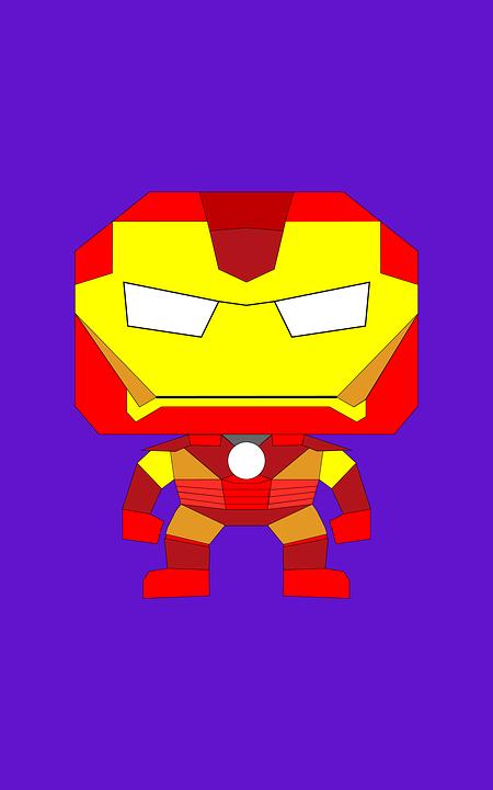 Man Superhero Wallpaper Iphone