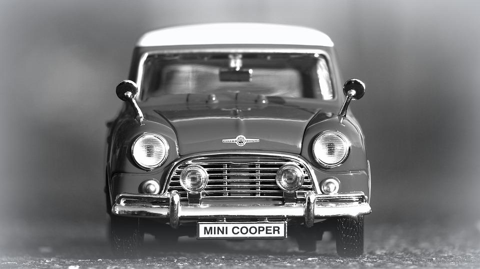 Mini Car Old Cars Free Photo On Pixabay - Pictures of old cars