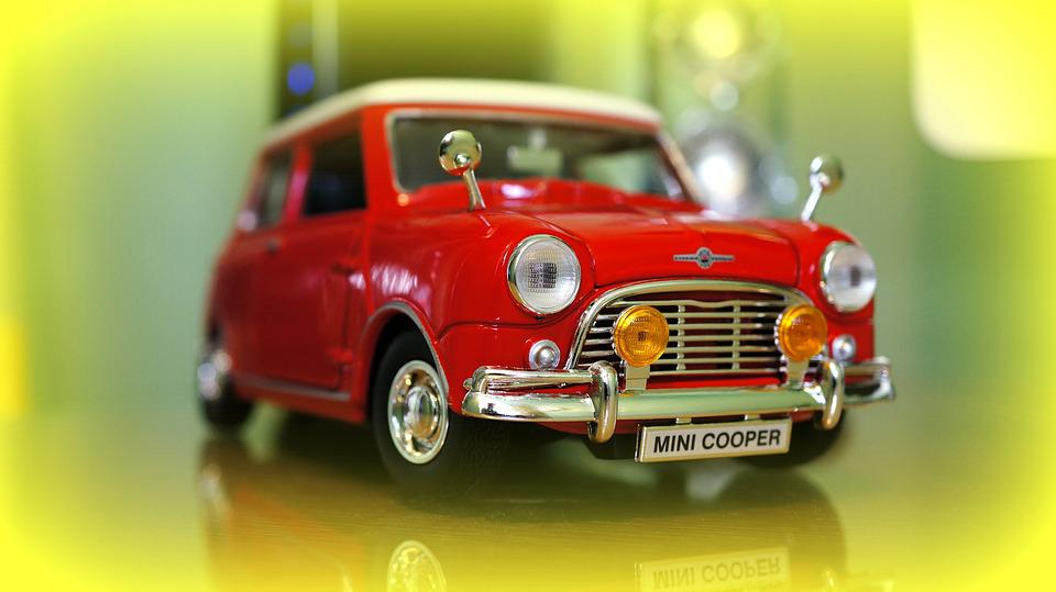Free photo: Mini, Car, Old Cars, Toy, Model - Free Image on ...