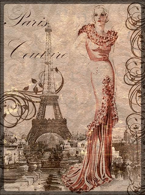 Free illustration: Vintage, Collage, Art, Woman - Free ...