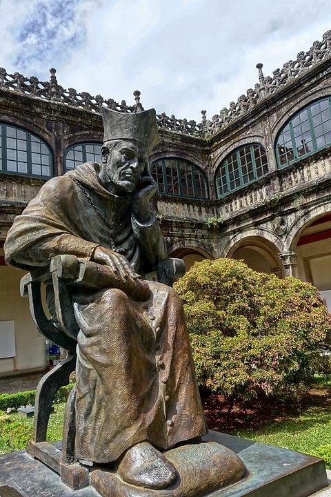 Free Photo Santiago De Compostela Statue Free Image On