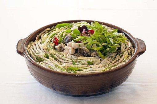 鍋, バック崇、, 食品, 韓国語, 料理