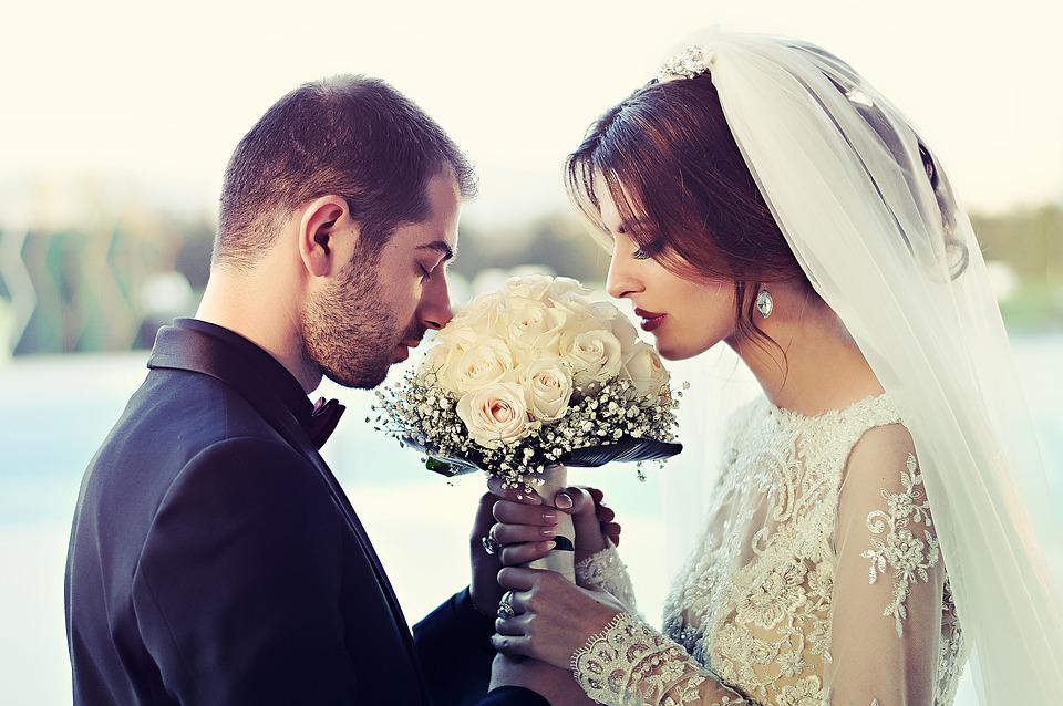 Wedding Couple Love Free Photo On Pixabay
