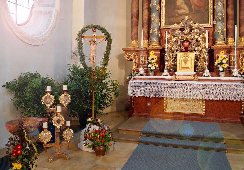 Eglise Dimanche Pâques Photo Gratuite Sur Pixabay