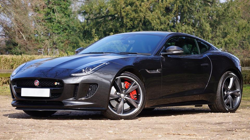 Photo Gratuite Jaguar Voiture De Sport Rapide Image