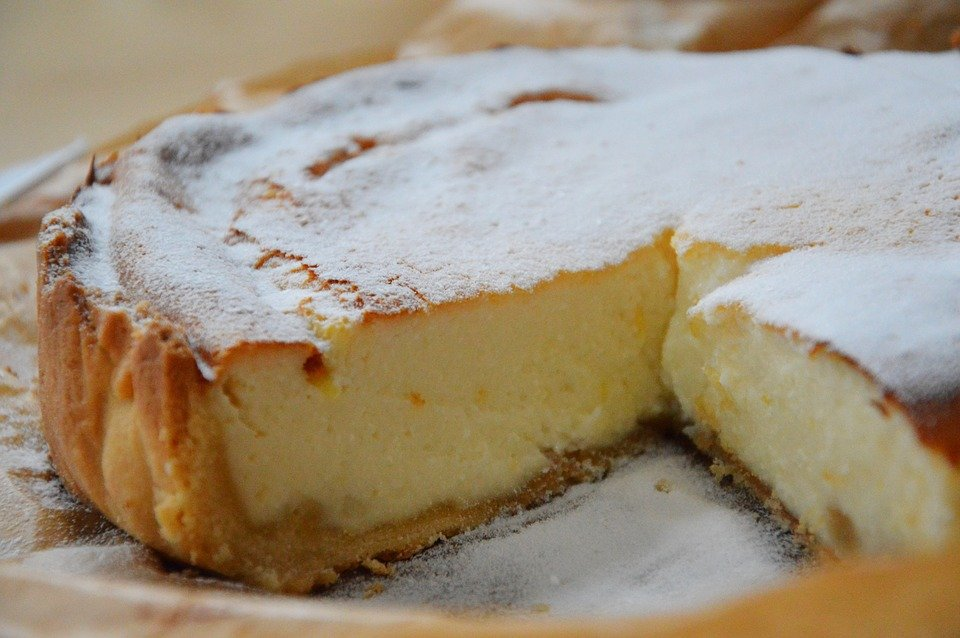 Cottage Cheese Cake Icing