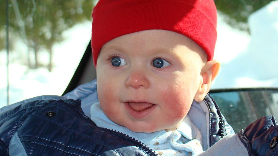 Baby Boy Winter Red Hat - Free photo on Pixabay 53e387cd2aa
