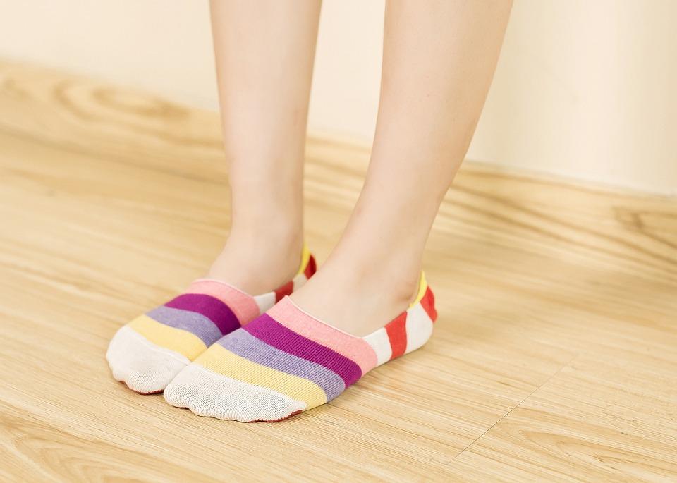 Onzichtbare Sokken, Sokken Women'S, Sokken
