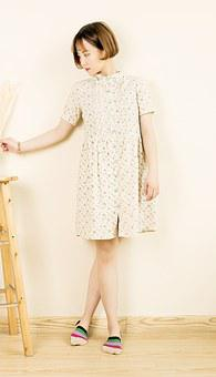 靴下, 花柄スカート, 日本人, 女の子, フアレス, 入札, 女, 中国語