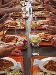 eat, canteen, court