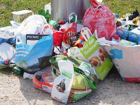 Basura, La Contaminación, Residuos