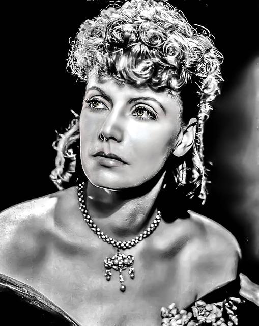 Greta garbo hollywood film free photo on pixabay for Garbo arredamenti
