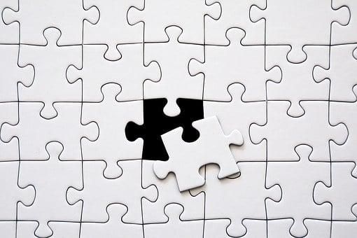 パズル, 共有, 一致します, 一緒に縫い合わせ, 再生, パズルのピース
