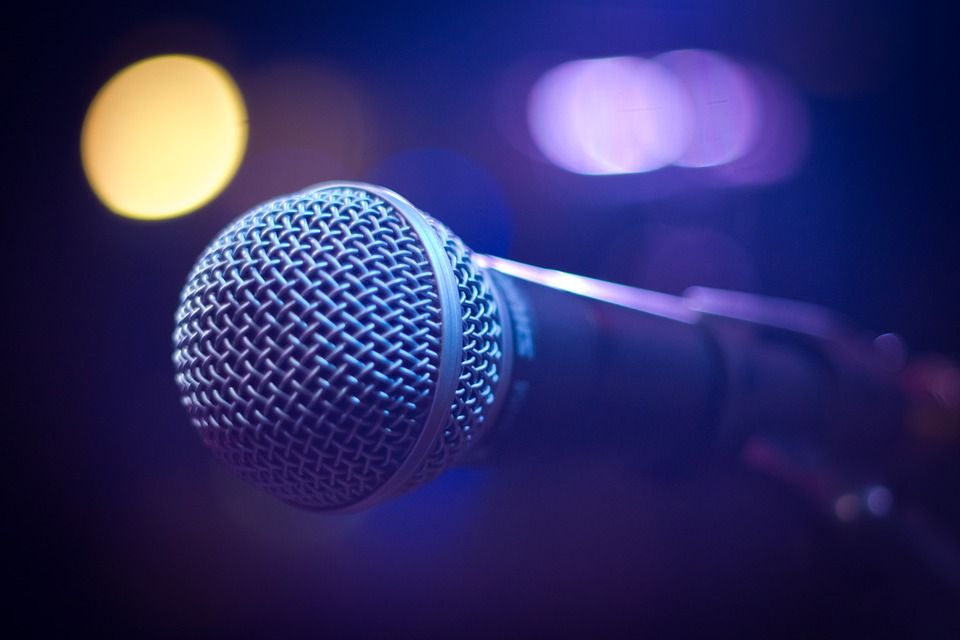 Microphone Sound 183 Free Photo On Pixabay