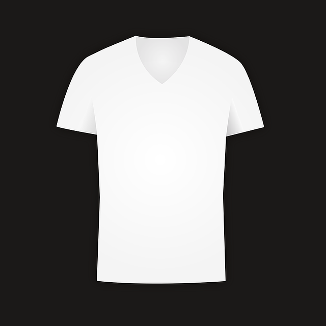 76b2bd28 T Shirt Vector Template - Free vector graphic on Pixabay