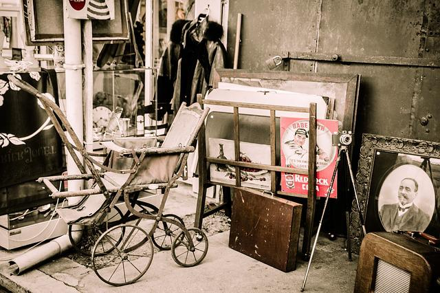 Flea Market Old Junk 183 Free Photo On Pixabay