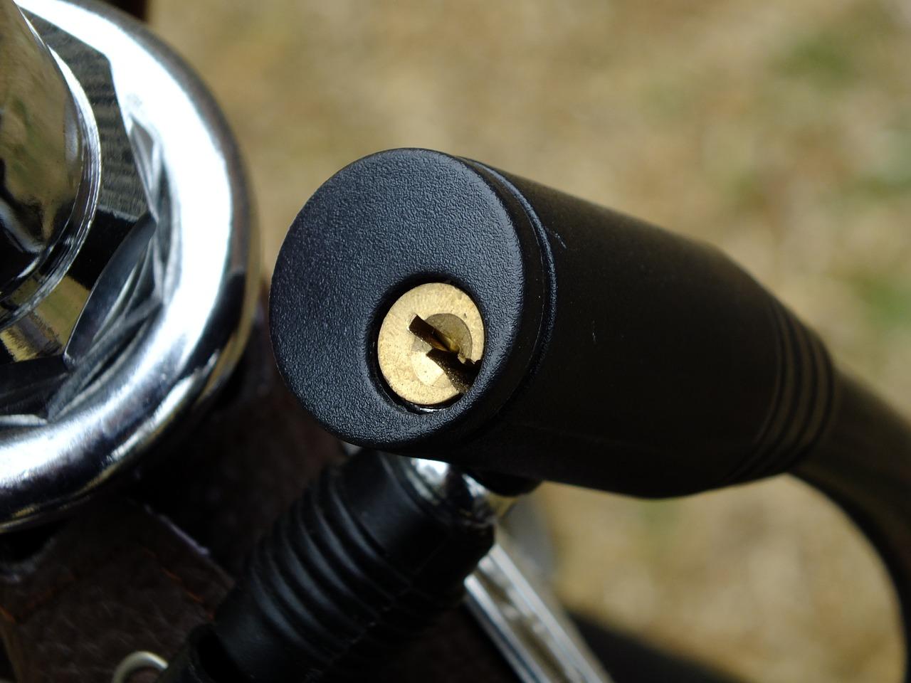 Key Hole Bike Lock Security - Free photo on Pixabay