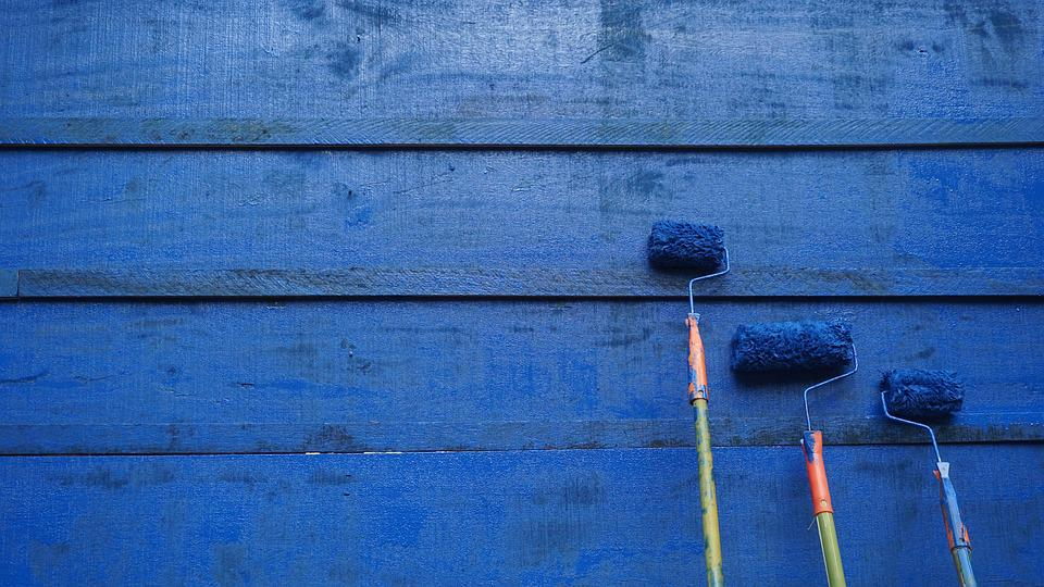 Blue Wall Paint free photo: paint, blue, wall, lackluster - free image on pixabay