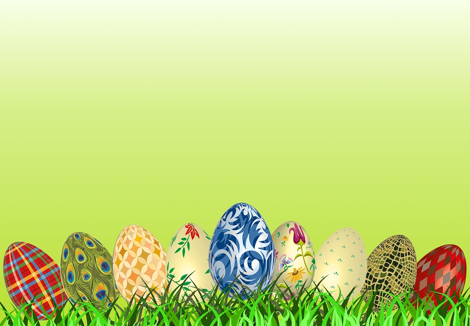 free illustration easter easter eggs easter egg free