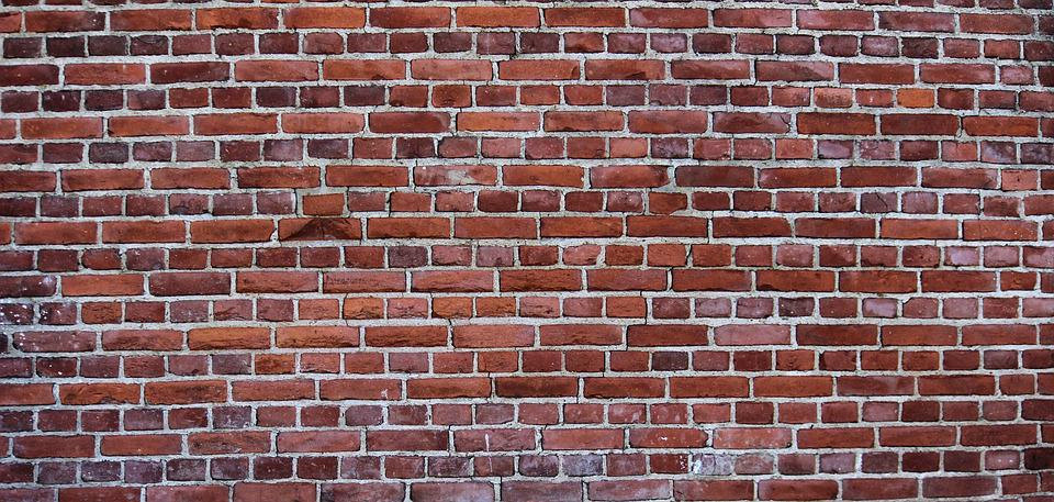 Brick Wall Free Photo On Pixabay