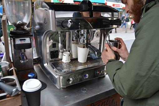 Café, Cafetería, Cafe, Tienda, Negocio
