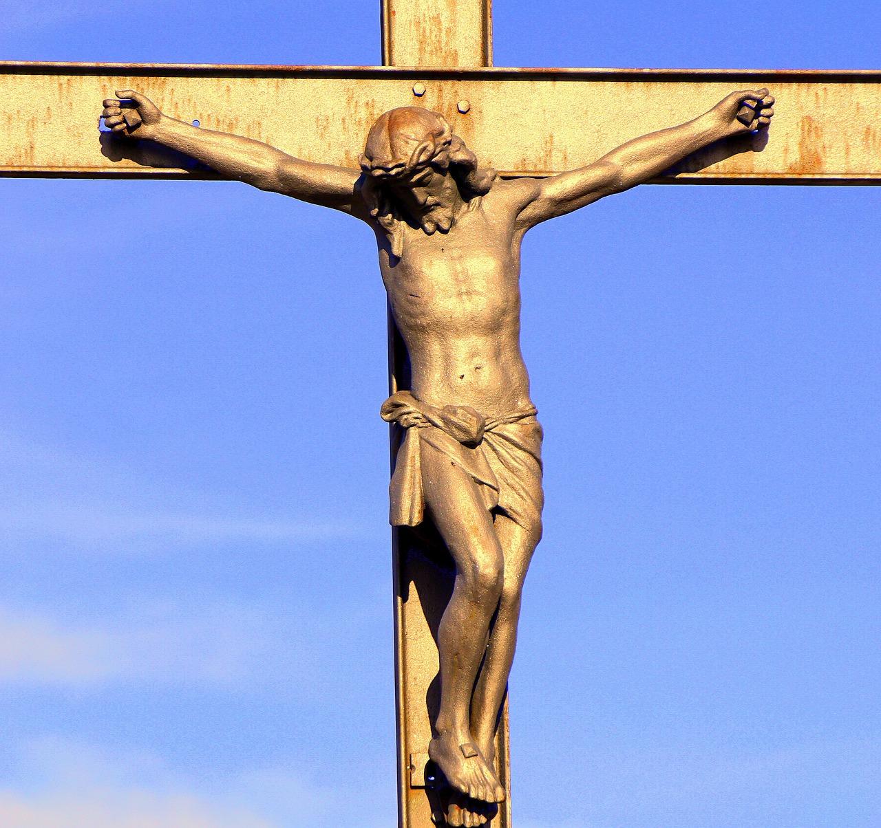 Все картинки иисуса на кресте