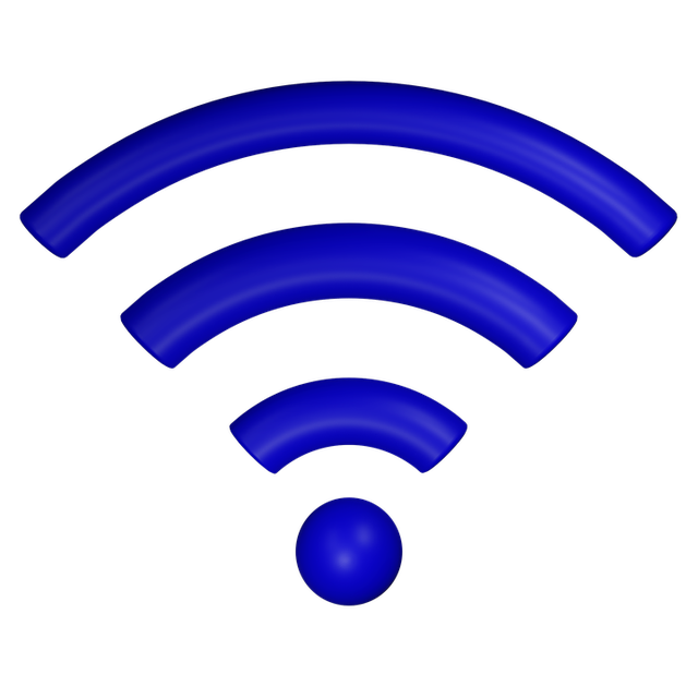Free Illustration Wifi Wifi Symbol Internet Mobile